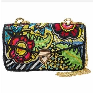 Mary Frances Play Time hand beaded bag